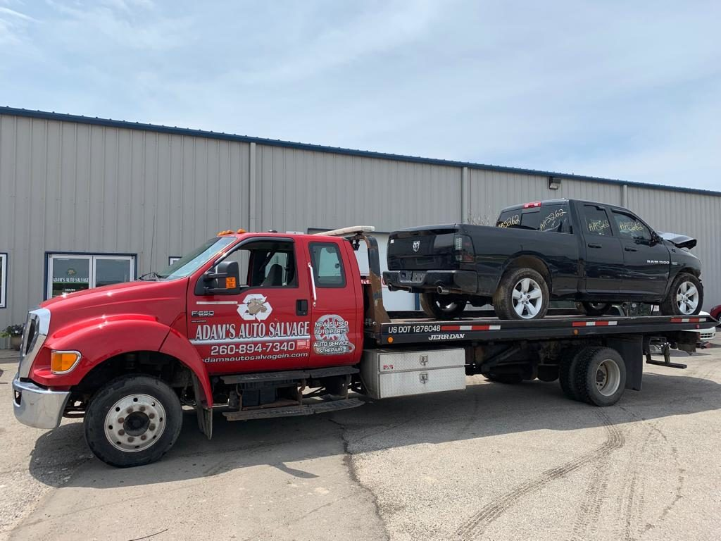 Adams Auto Parts >> About Us Adams Auto Salvage